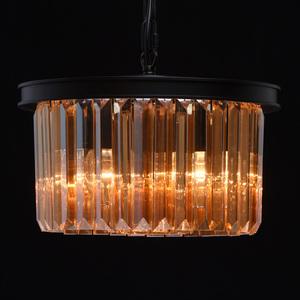 Hängelampe Goslar Crystal 3 Schwarz - 498015203 small 6