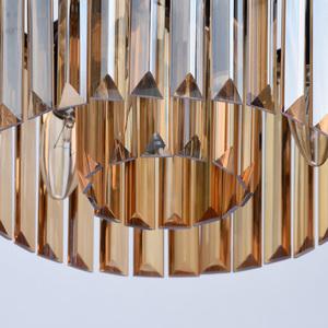 Hängelampe Goslar Crystal 3 Schwarz - 498015203 small 9