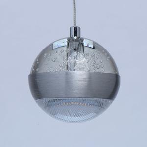 Hängelampe Megapolis 6 Silber - 730010101 small 4