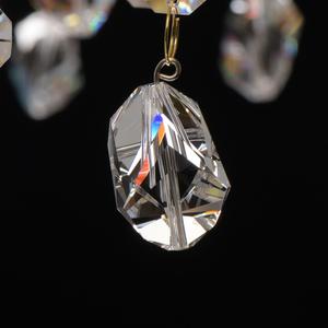 Hängelampe Carmen Crystal 8 Gold - 394010608 small 3