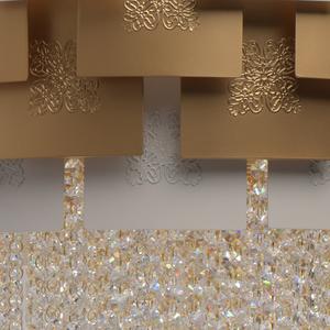 Hängelampe Carmen Crystal 6 Gold - 394011006 small 8