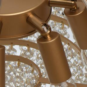 Hängelampe Carmen Crystal 6 Gold - 394011006 small 13