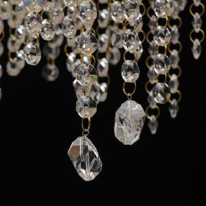 Hängelampe Carmen Crystal 6 Gold - 394011006 small 2
