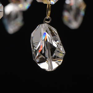 Hängelampe Carmen Crystal 6 Gold - 394011006 small 3