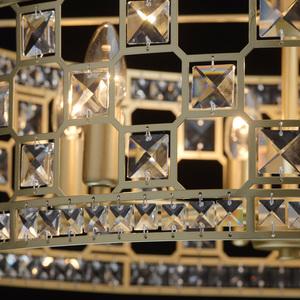 Hängelampe Monarch Crystal 6 Gold - 121011606 small 7