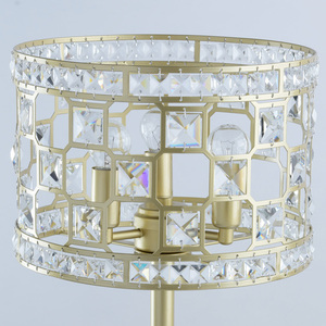 Monarch Crystal 3 Gold Tischleuchte - 121031703 small 2