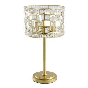 Monarch Crystal 3 Gold Tischleuchte - 121031703 small 0
