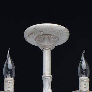 Hängelampe Aurora Classic 8 Weiß - 371015008 small 3