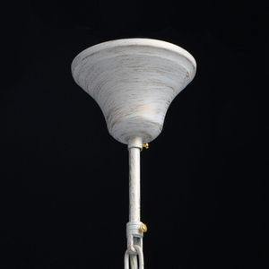 Hängelampe Aurora Classic 8 Weiß - 371015008 small 4