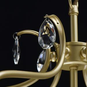 Hängelampe Adele Crystal 6 Gold - 373014806 small 10