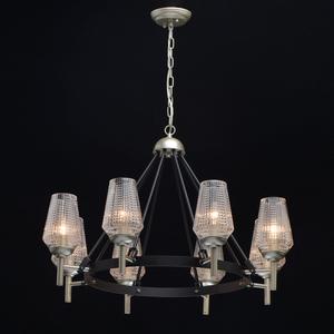 Hängelampe Alghero Classic 8 Silber - 285011408 small 1