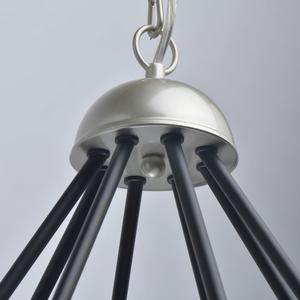 Hängelampe Alghero Classic 8 Silber - 285011408 small 12