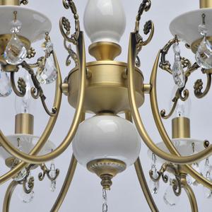Hängelampe Candle Classic 6 Weiß - 683012406 small 10