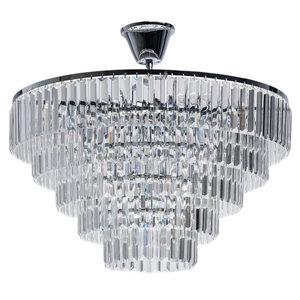 Adelard Crystal 8 Kronleuchter Chrom - 642013008 small 0