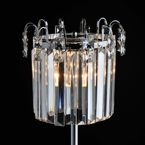 Adelard Crystal 1 Tischleuchte Chrom - 642033101 small 3