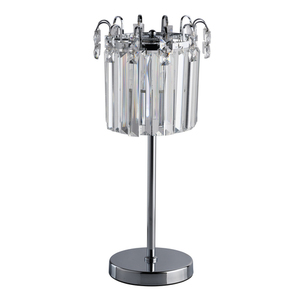 Adelard Crystal 1 Tischleuchte Chrom - 642033101 small 0