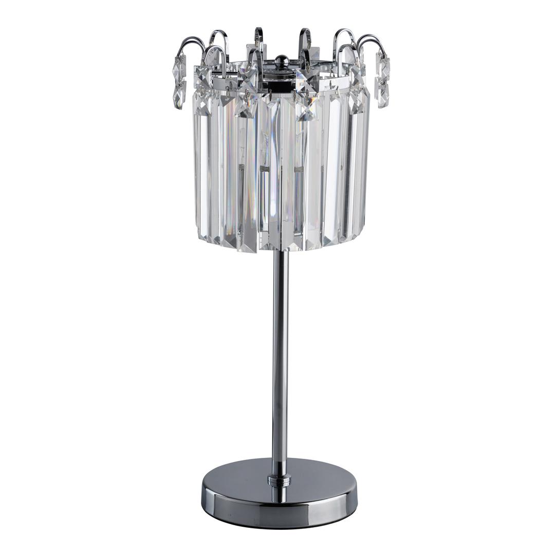 Adelard Crystal 1 Tischleuchte Chrom - 642033101