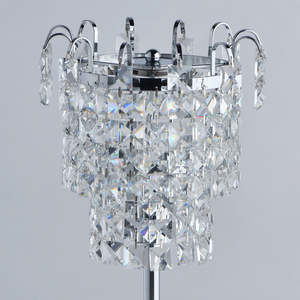 Adelard Crystal 1 Tischleuchte Chrom - 642033201 small 2