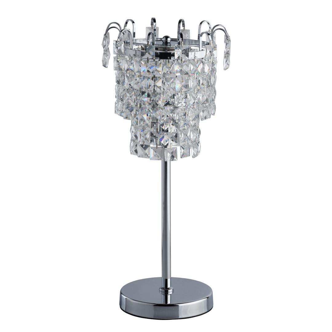 Adelard Crystal 1 Tischleuchte Chrom - 642033201