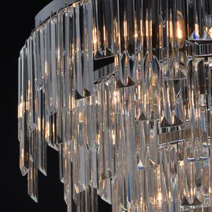 Pendelleuchte Adelard Crystal 5 Chrom - 642013305 small 6