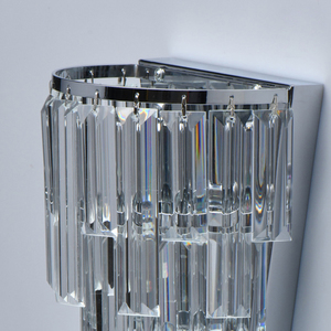 Wandleuchte Adelard Crystal 1 Chrom - 642023401 small 4