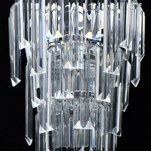 Wandleuchte Adelard Crystal 1 Chrom - 642023401 small 5