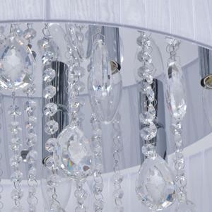 Hängelampe Jacqueline Elegance 6 Weiß - 465015606 small 8