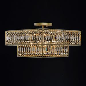 Hängelampe Monarch Crystal 6 Gold - 121012306 small 6