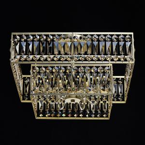 Hängelampe Monarch Crystal 6 Gold - 121012306 small 7