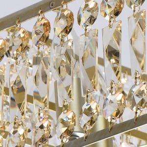 Hängelampe Monarch Crystal 6 Gold - 121012306 small 8