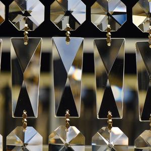 Hängelampe Monarch Crystal 6 Gold - 121012306 small 10