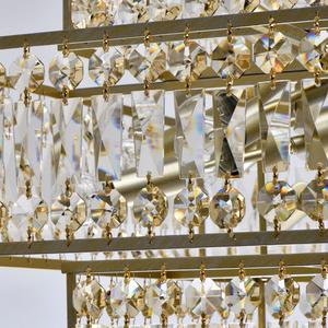 Hängelampe Monarch Crystal 16 Gold - 121012416 small 4