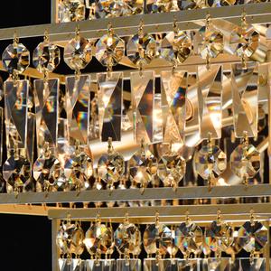 Hängelampe Monarch Crystal 16 Gold - 121012416 small 5