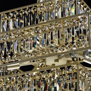 Hängelampe Monarch Crystal 16 Gold - 121012416 small 8