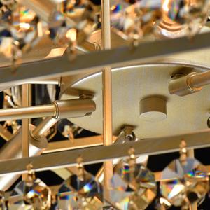 Hängelampe Monarch Crystal 16 Gold - 121012416 small 9