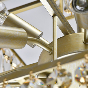 Hängelampe Monarch Crystal 16 Gold - 121012416 small 10