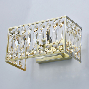 Wandleuchte Monarch Crystal 2 Gold - 121022202 small 3