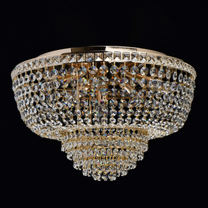 Hängelampe Patricia Crystal 6 Gold - 447011406 small 3