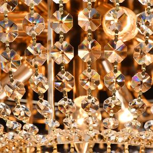 Hängelampe Patricia Crystal 6 Gold - 447011406 small 5