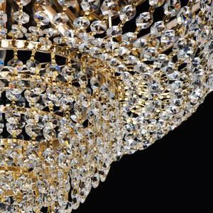 Hängelampe Patricia Crystal 6 Gold - 447011406 small 10