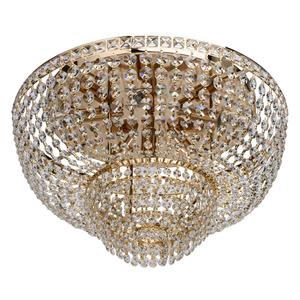 Hängelampe Patricia Crystal 6 Gold - 447011406 small 0