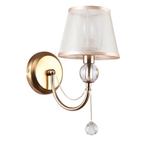 Wandleuchte Federica Elegance 1 Gold - 684021701