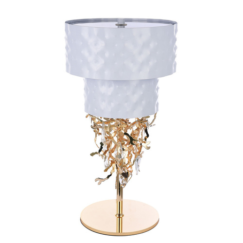 Carmen Megapolis 6 Weiße Tischlampe - 394031506