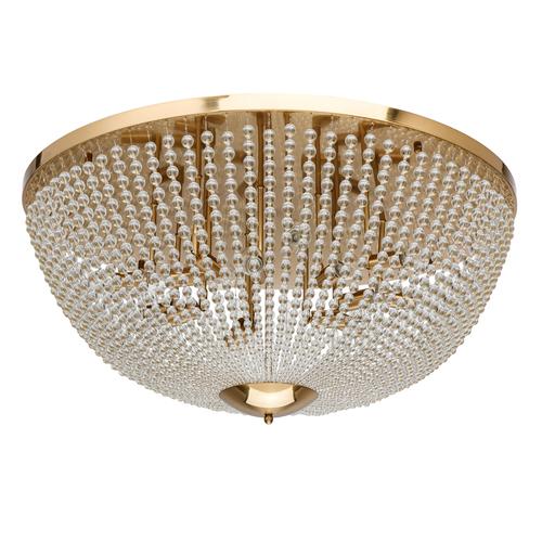 Hängelampe Venezia Crystal 15 Messing - 111012815