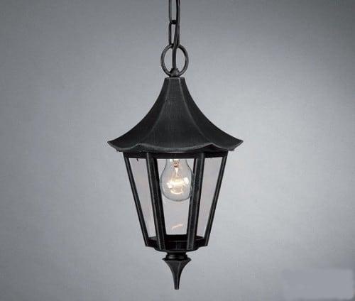 Hängende Außenlampe Allum CLASSICA 1.600 / 01-60