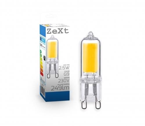 LED Lichtquelle G9 2.5W 3000K 249lm