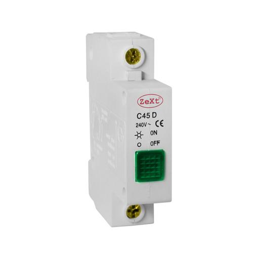 Signalleuchte C45D grün