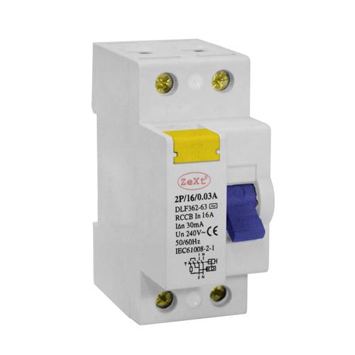 Fehlerstromschutzschalter DLF 2P 25A 30mA