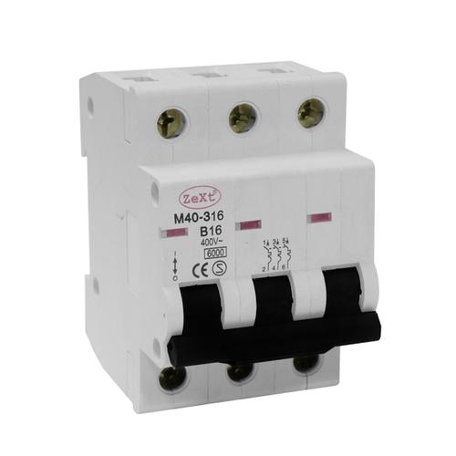 Leistungsschalter M40 3P B 16A