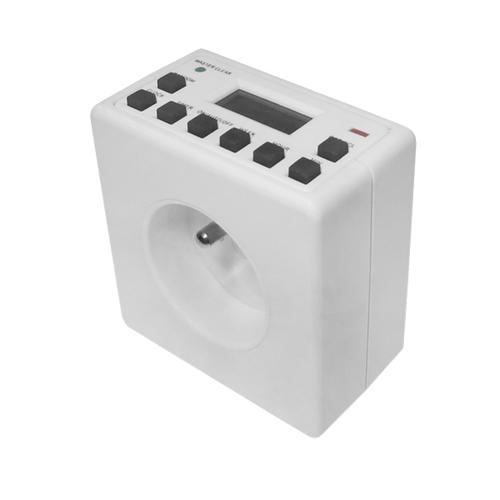 7-tägiger digitaler Zeitprogrammierer 3.5KW - mini